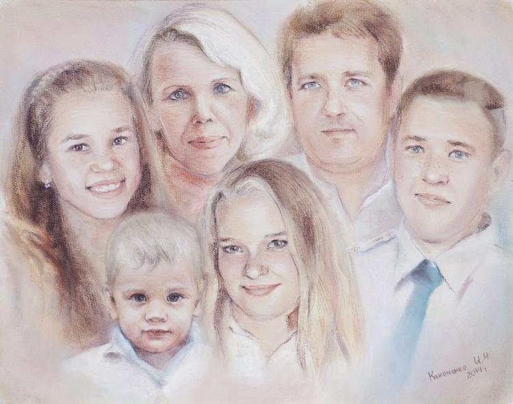 family portrait - Image 0