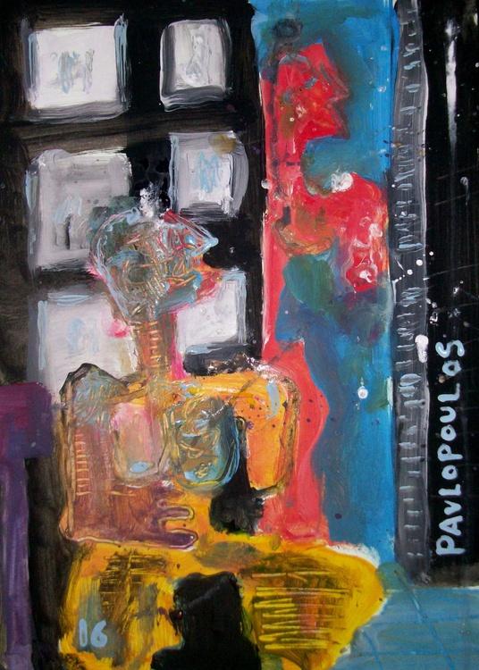 Last Tango in Paris II . Portrait collection. - Image 0