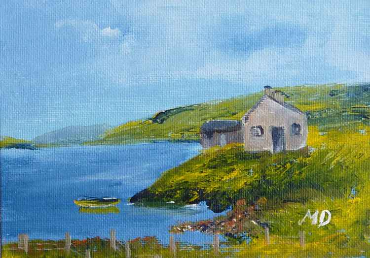 Hebridean Retreat
