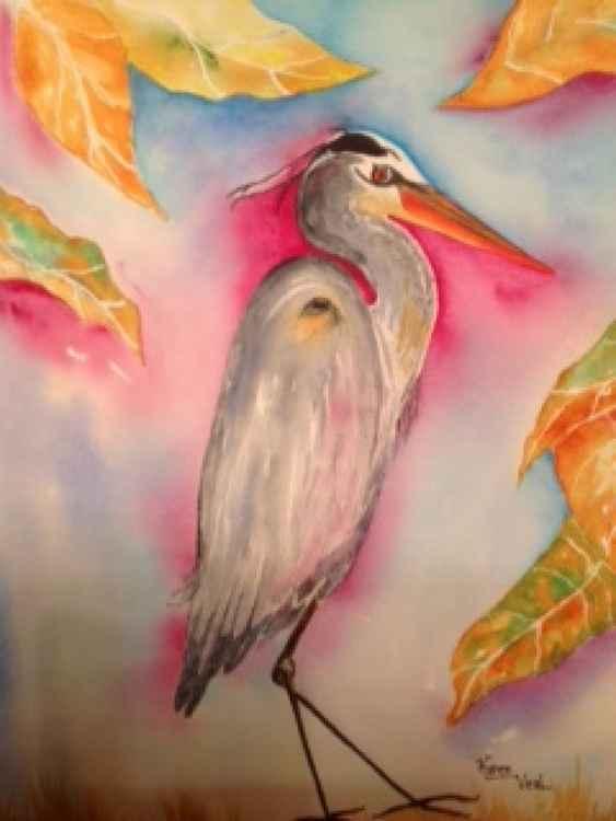 Sue's Egret