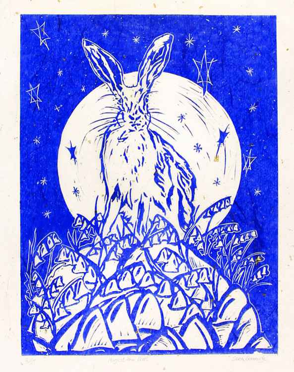 Magical Hare Bells