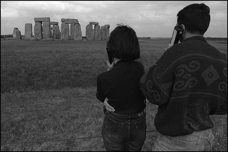 Stonehenge Listening