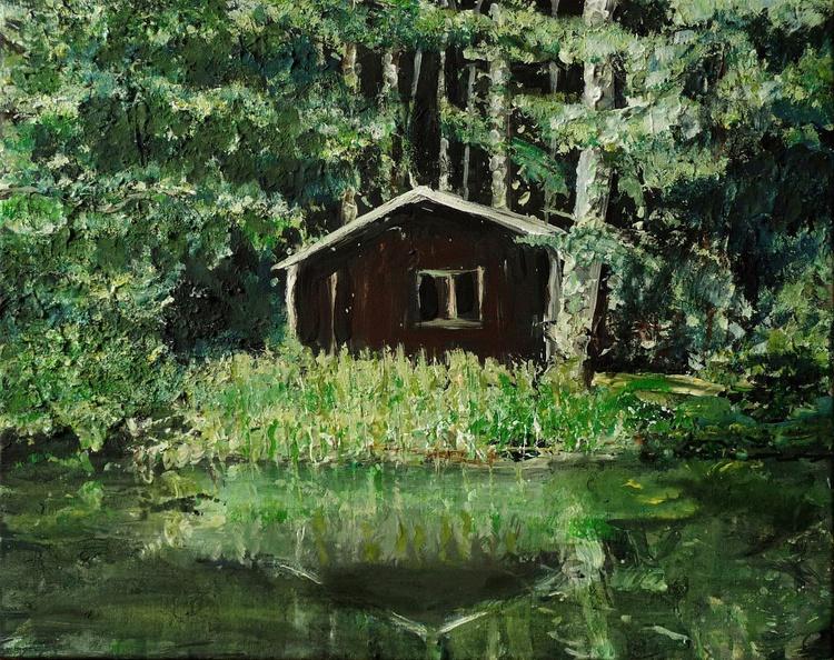 Wood Cabin (Leithen) - Image 0