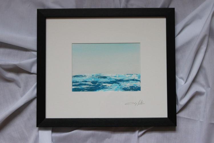 Antrim Coast 'Crashing Waves #8' - Image 0