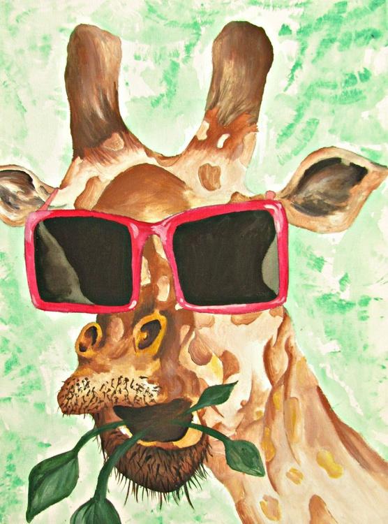 Cool Giraffe - Image 0