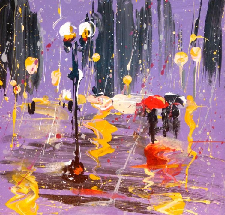 evening rain - Image 0