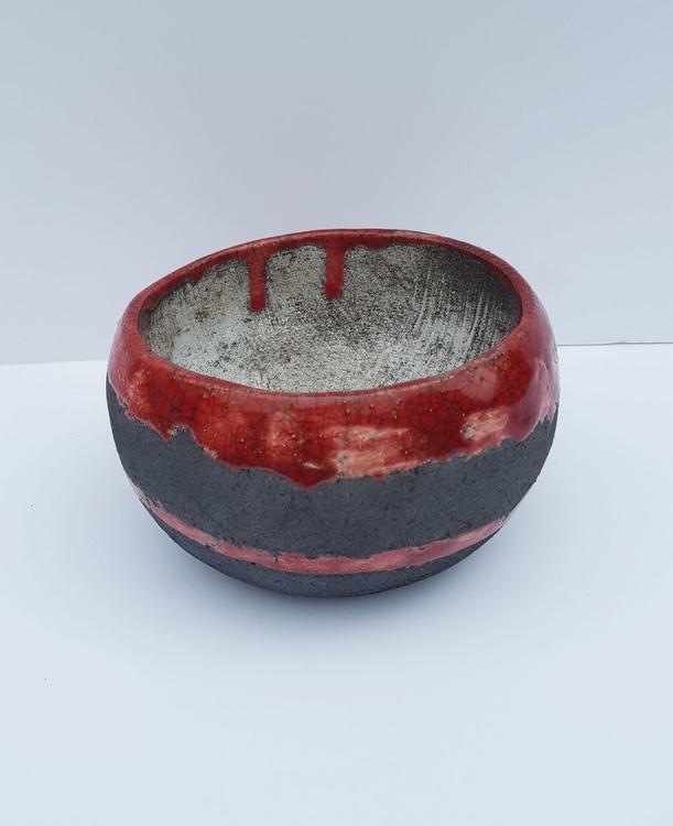Red Bowl - Image 0