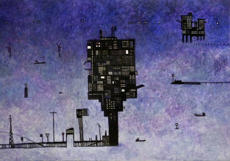 Ships in the Night 3 - Image 0