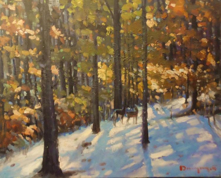 Winter Tree,, - Image 0