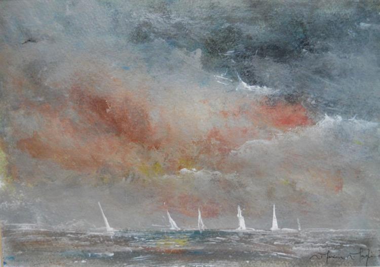 Bon Voyage Boats In Cornwall England - Image 0