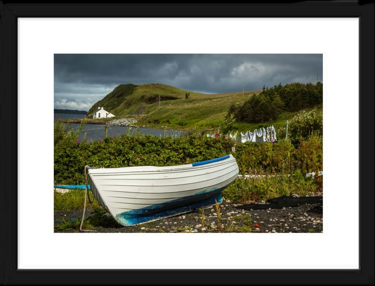 The fisherman's boat - Image 0
