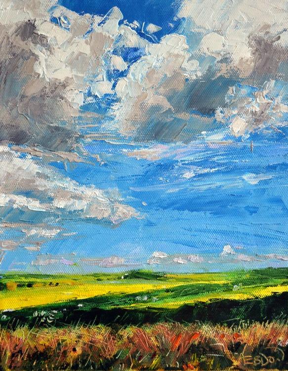 Across the fields - Image 0