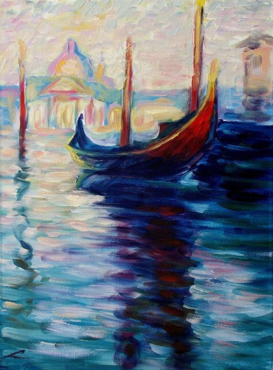 Gondola in Venice - Image 0