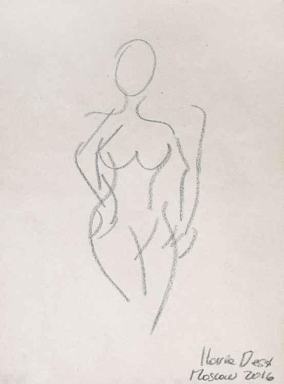 Nude#1