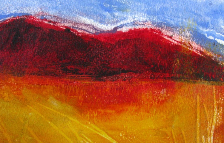 Red Mountains - Image 0