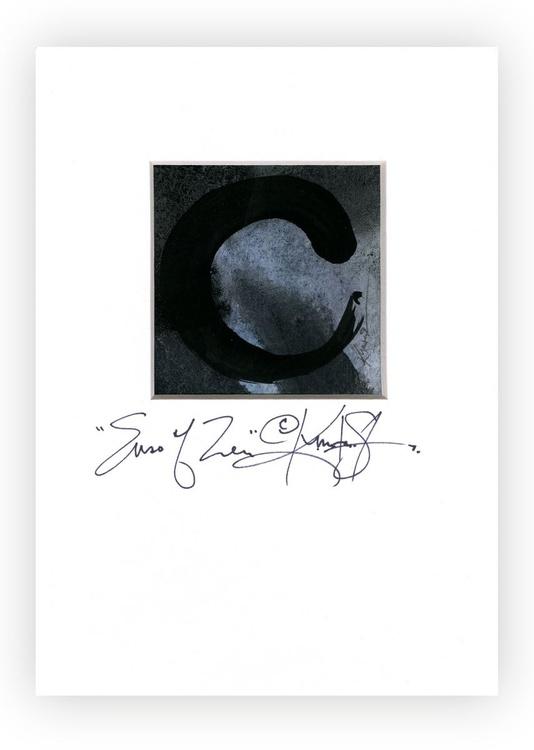 The Enso Of Zen . No. m6 - Image 0