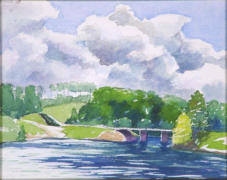 The Bridge At Kellogg Creek - Image 0