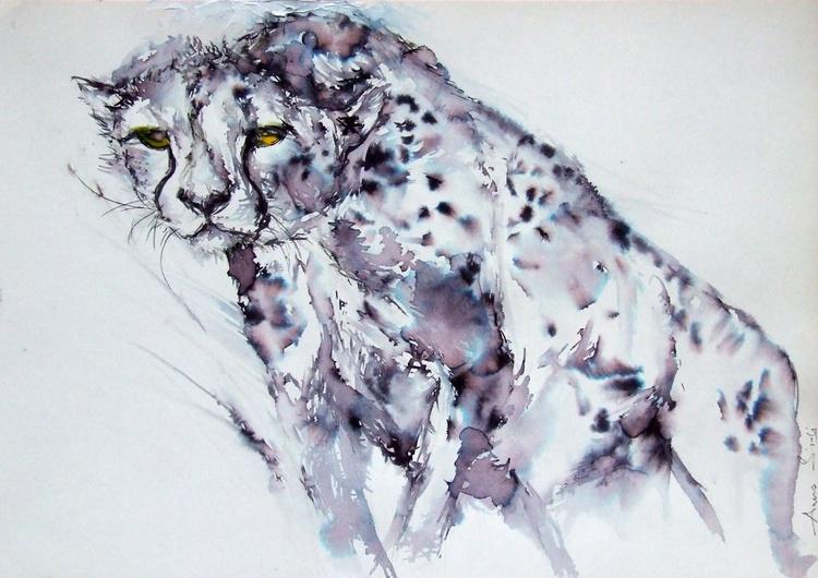 Hunting Cheetah - Image 0