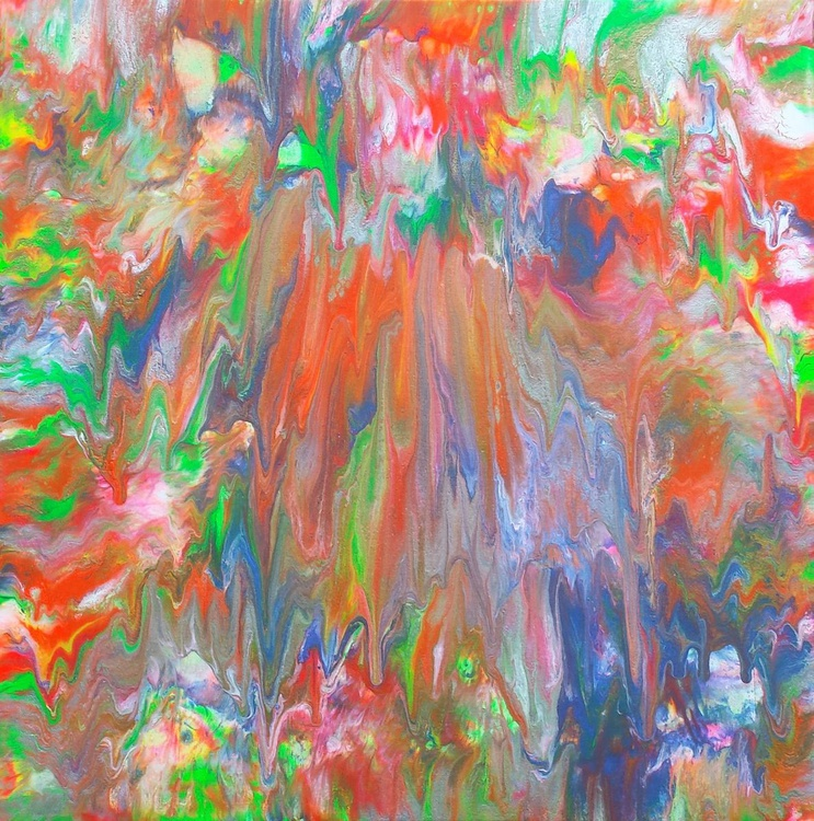 Psychedelic Falls - Image 0