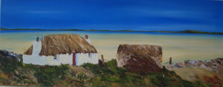 North Uist Stonehouse - Image 0