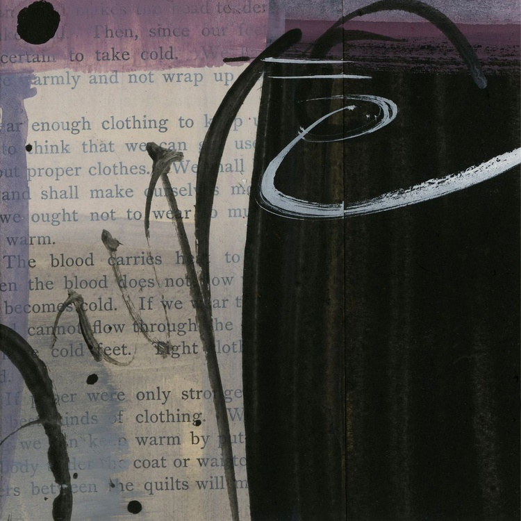 Abstraction 16 - 35 - Abstract Mixed Media Painting - Image 0