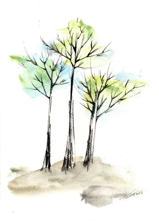 Autumn trees 1 - Image 0