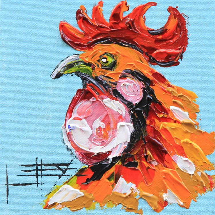 Mr. Rooster - Image 0