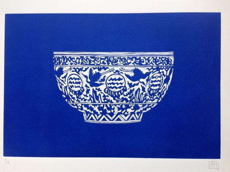 Ming Bowl - Image 0