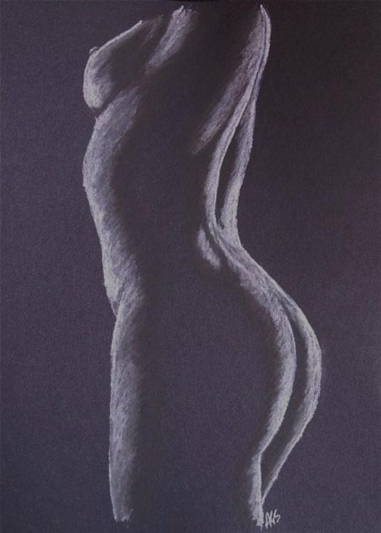 Nude 25 Black - Image 0