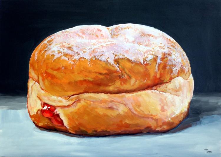 Jam Doughnut - Image 0