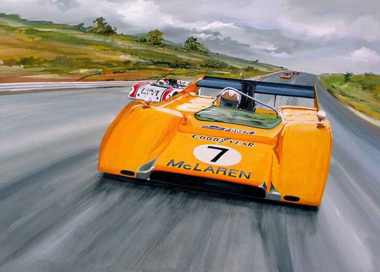 Peter Revson -