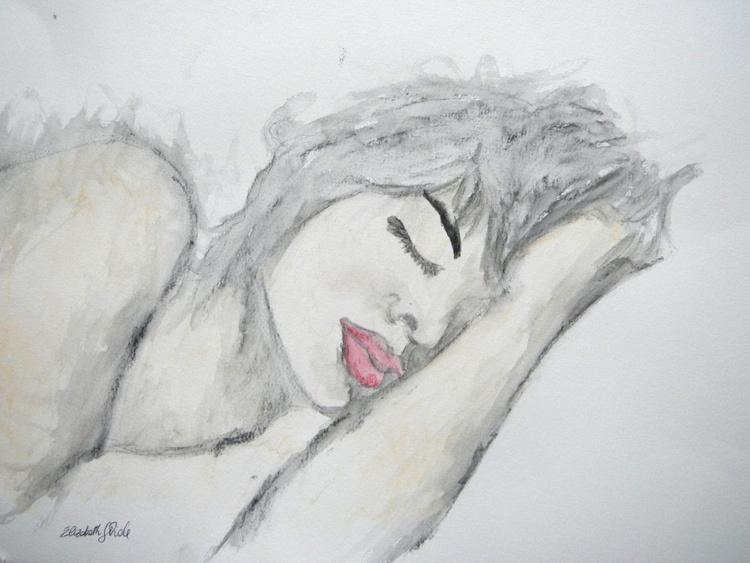SLEEPING GIRL - Image 0