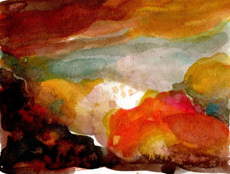 Abstract landscape 7. - Image 0