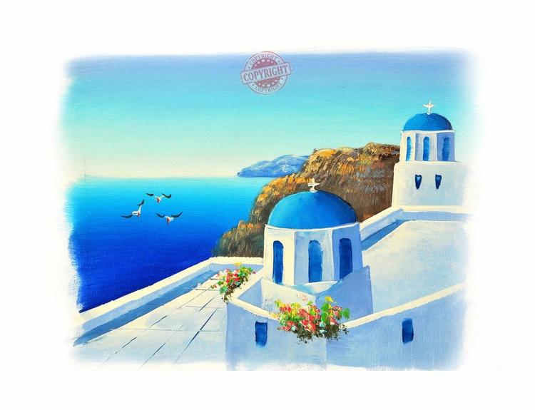 Santorini 10 - Image 0