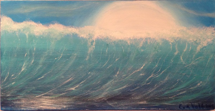 The Wave and the Sun - Image 0