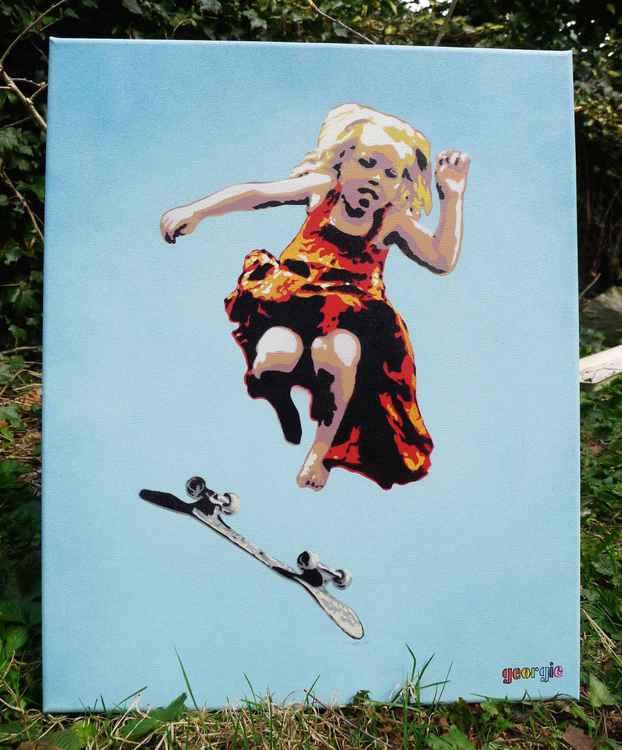 Skater Girl -