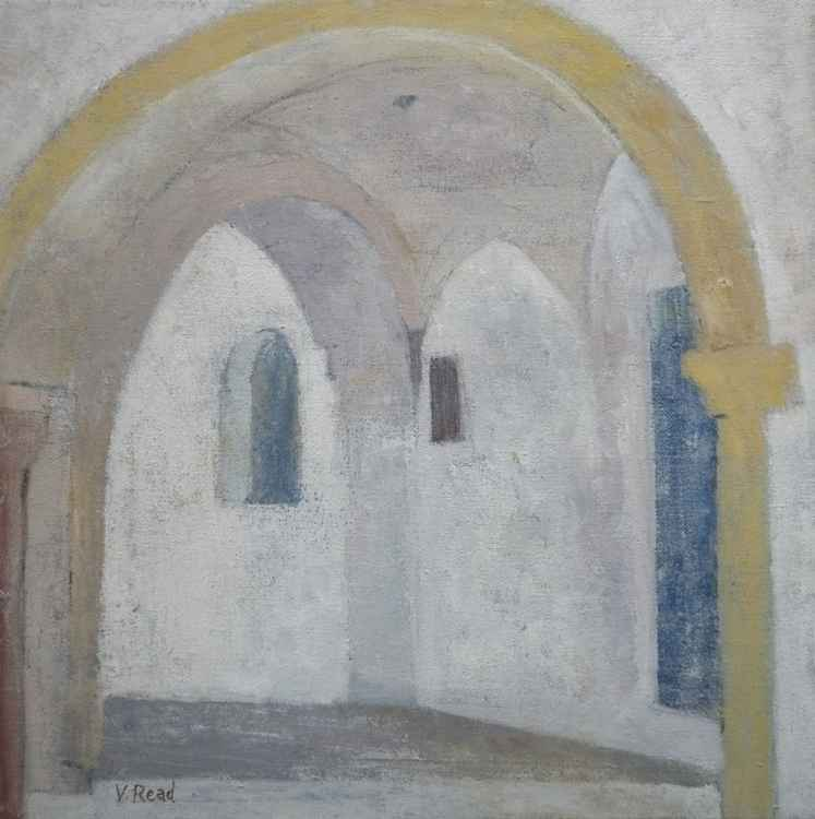 Arches in Cisternino -