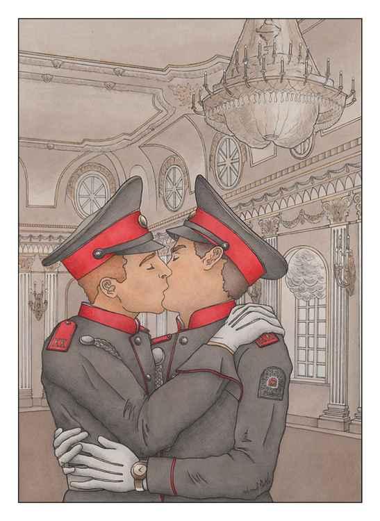 Russian Cadets -