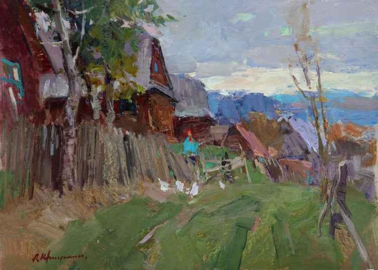 Village story -