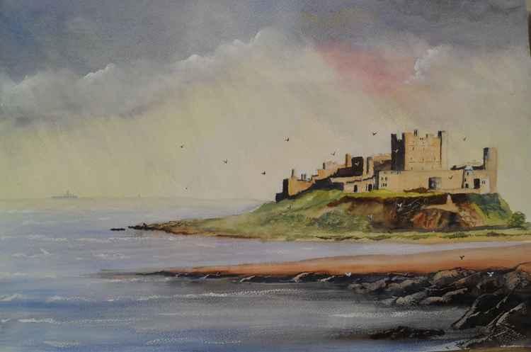 Bamburgh Castle -