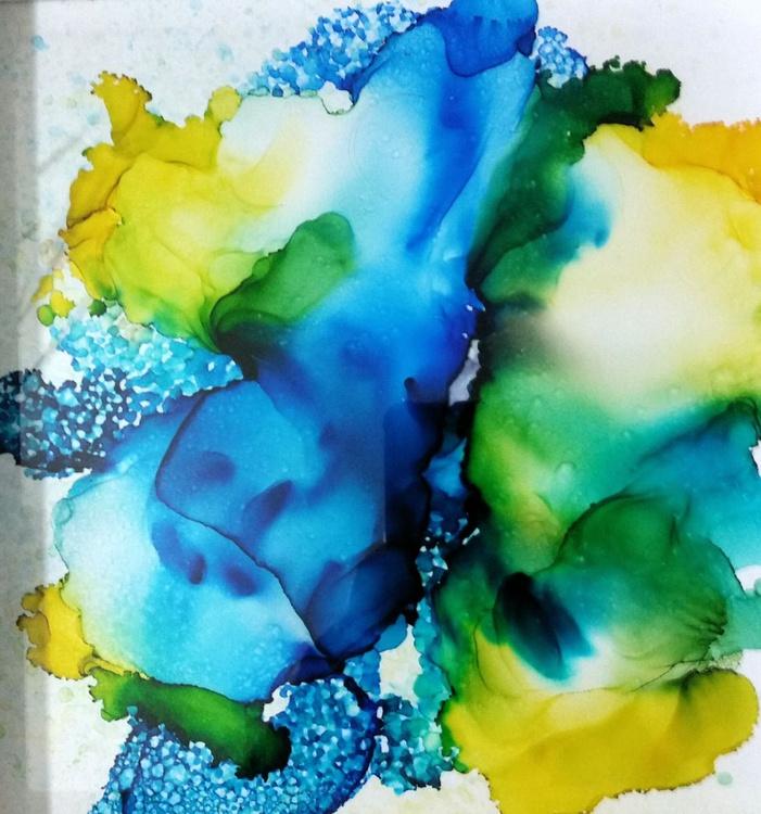 Blue burst - Image 0