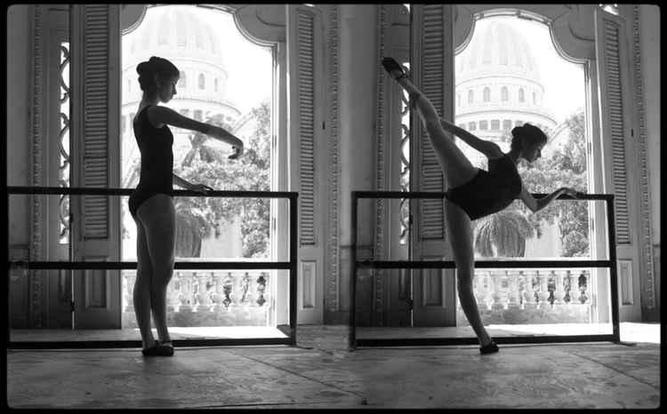 Double Vision :: Kaisar Garcia Ballet National Cuba -