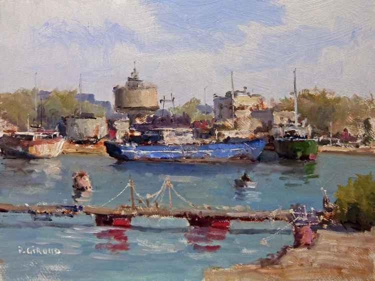Shipyard -