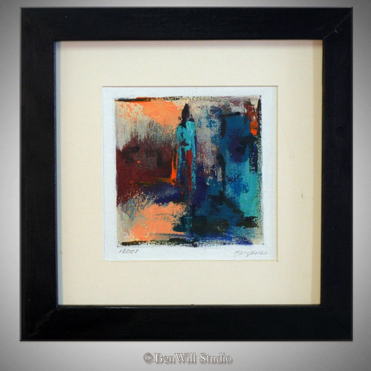 Daily Painting Framed 14x14 - Image 0