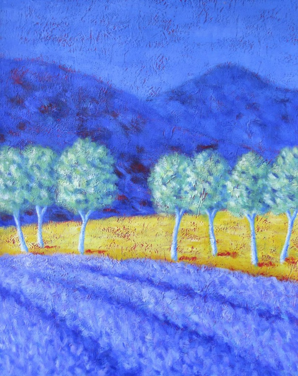Provence Lavender Fields - Image 0