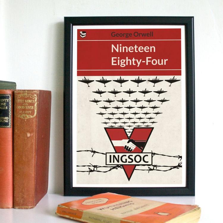 Vintage Nineteen Eighty-Four - Image 0