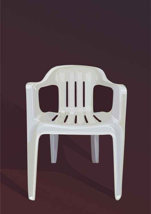 Things Overlooked / PLASTIC CHAIR