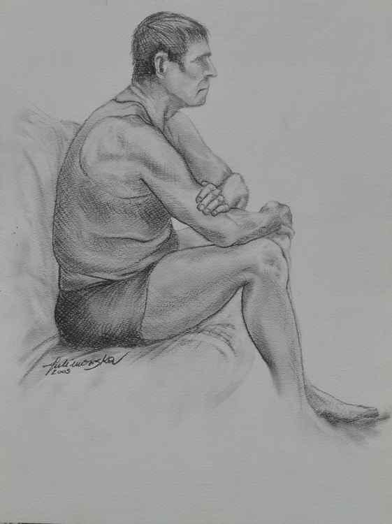 Figure of men
