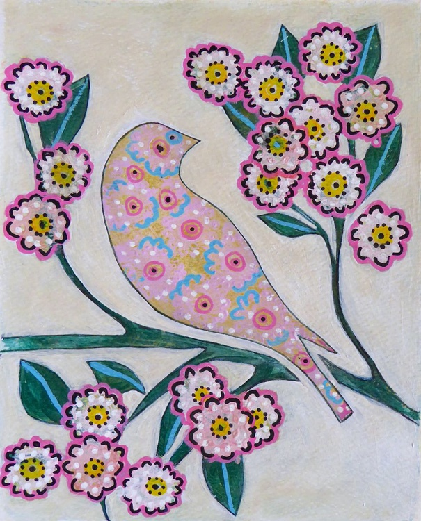 Blossom Bird - Image 0