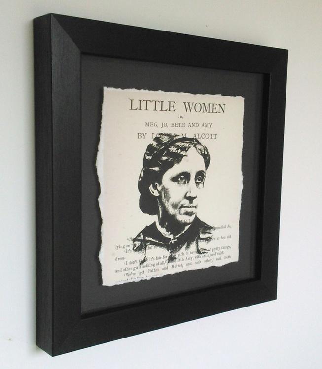 Alcott - Little Women (Framed) - Image 0